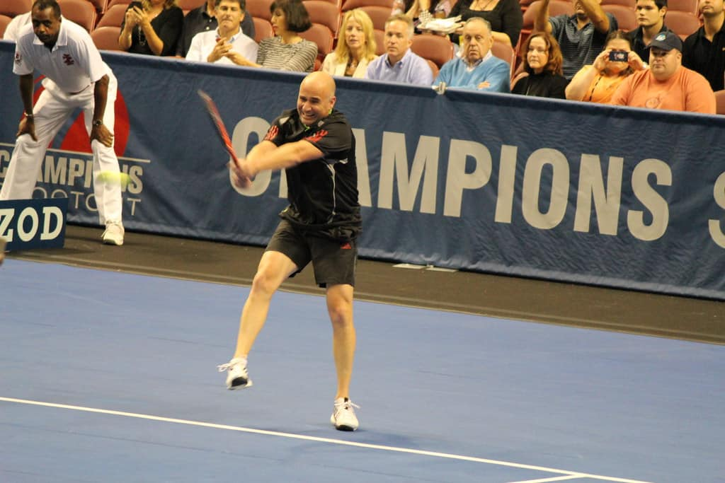 This Is What You Can Learn From The Legend Andre Agassi