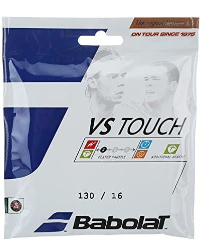 Best Strings for Topspin – Babolat VS Touch