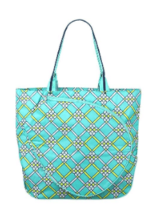All For Color Women's Tennis Tote Bag