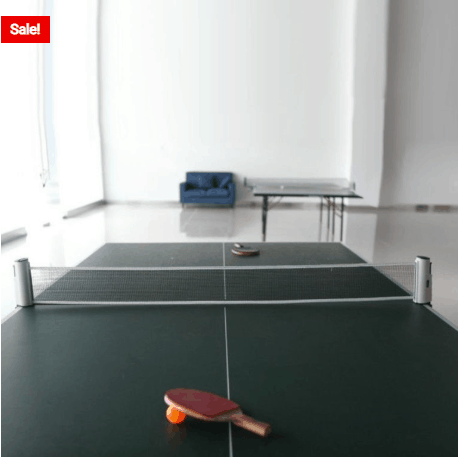 Retractable Ping Pong Table Tennis Net