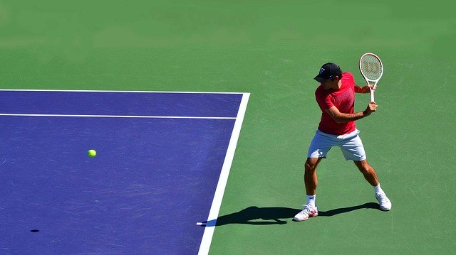 Sweat It Out With Benefits Of Playing Tennis