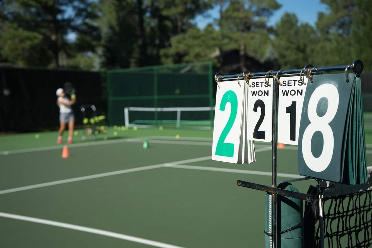 How To Become A Professional Tennis Player?
