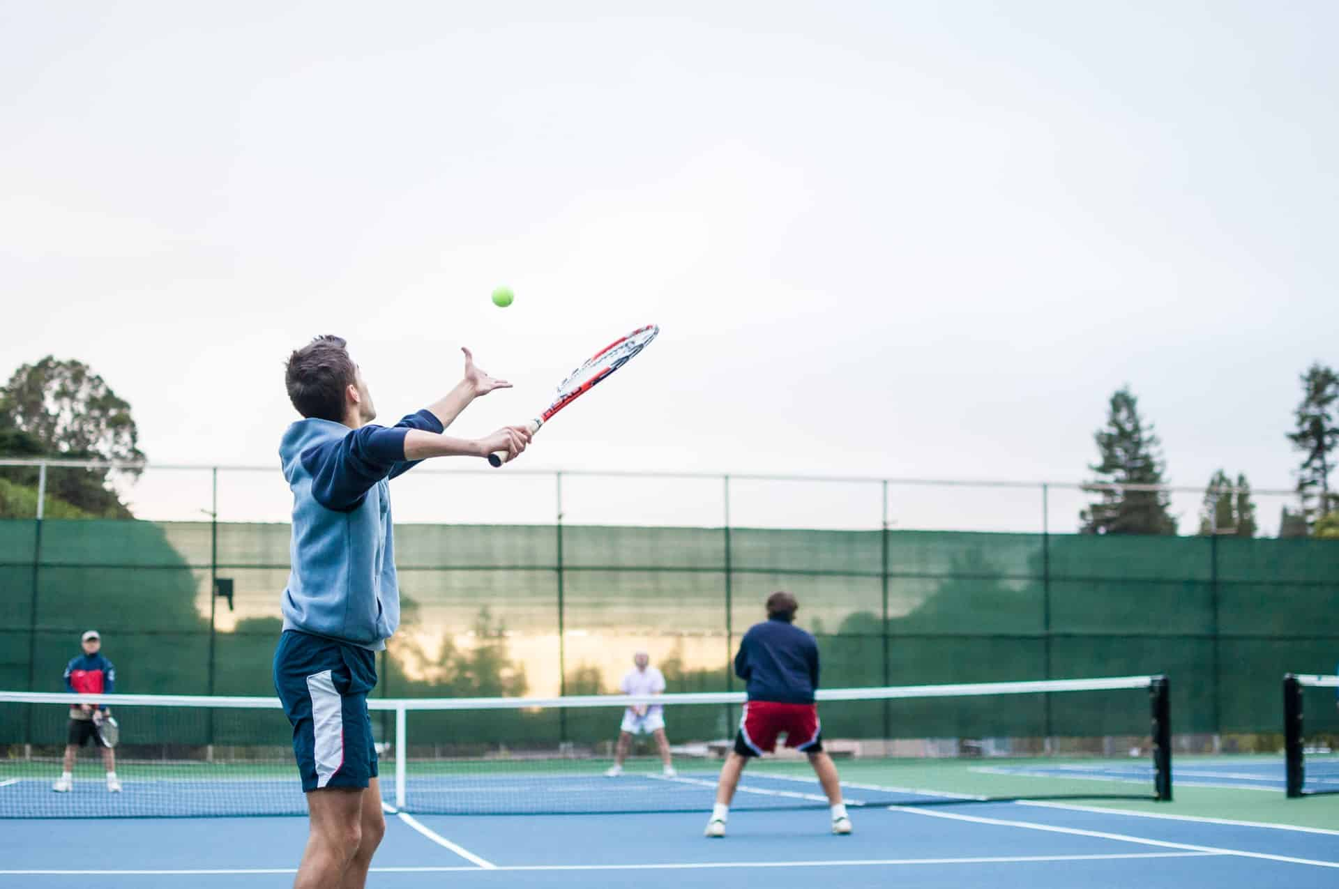 Few Easy Tips You Need To Know About Tennis Game
