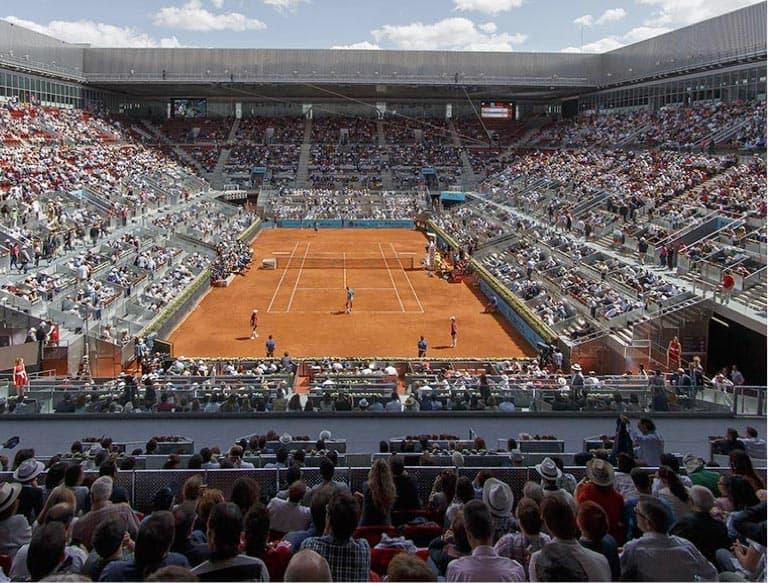 Latest Tennis News: Madrid Masters Is Cancelled